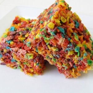 Fruity Pebble Krispies