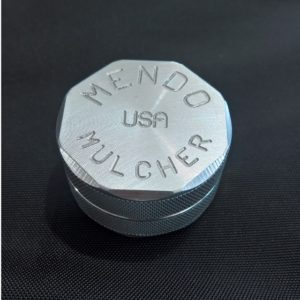 Mendo Mulcher Small 2-Piece Grinder
