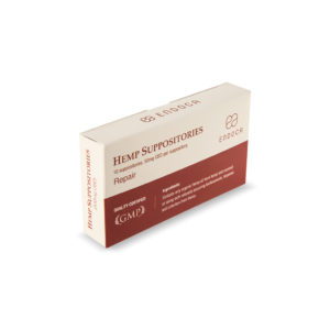 Potent Endoca CBD-suppositories (10*50 mg)
